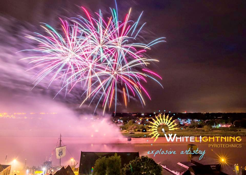 Whitelightning's explosive opening to Festival Too
