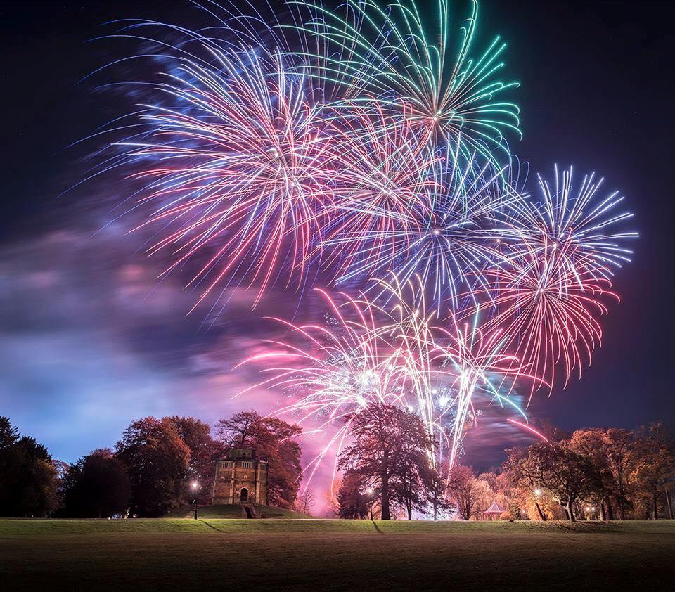 Best Fireworks Cakes For