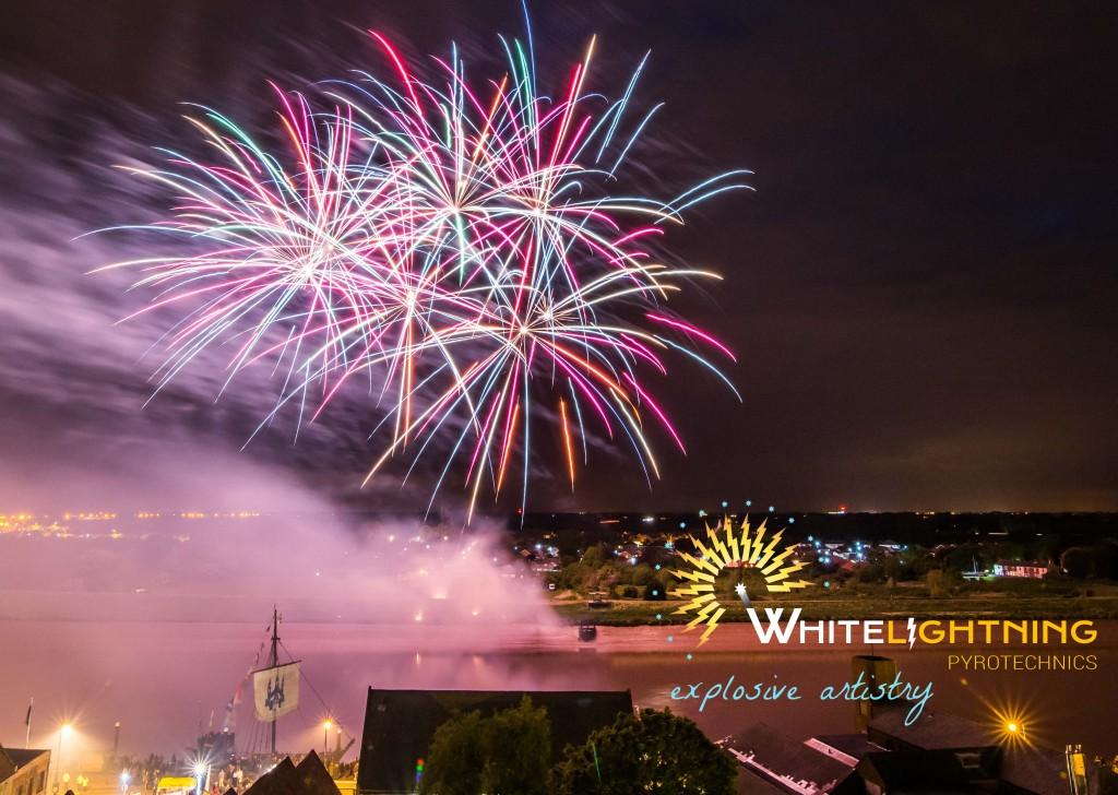 hanse festival fireworks