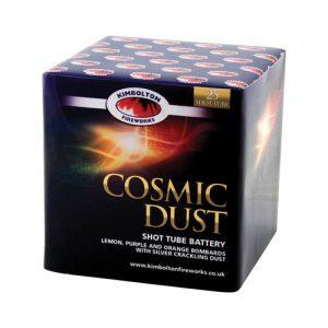Cosmic+Dust