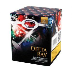 Delta+Ray
