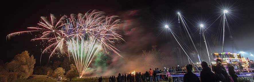 White Lightning fireworks display team and shop Wisbech